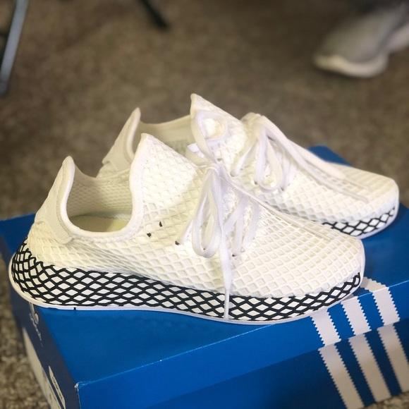 e1496d5a1ee89 Adidas Deerupt J (BNWT) Women s